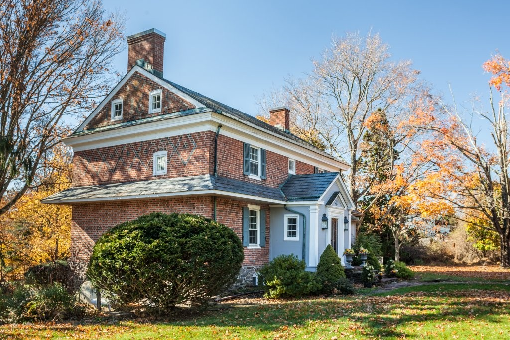 c. 1765 manor house