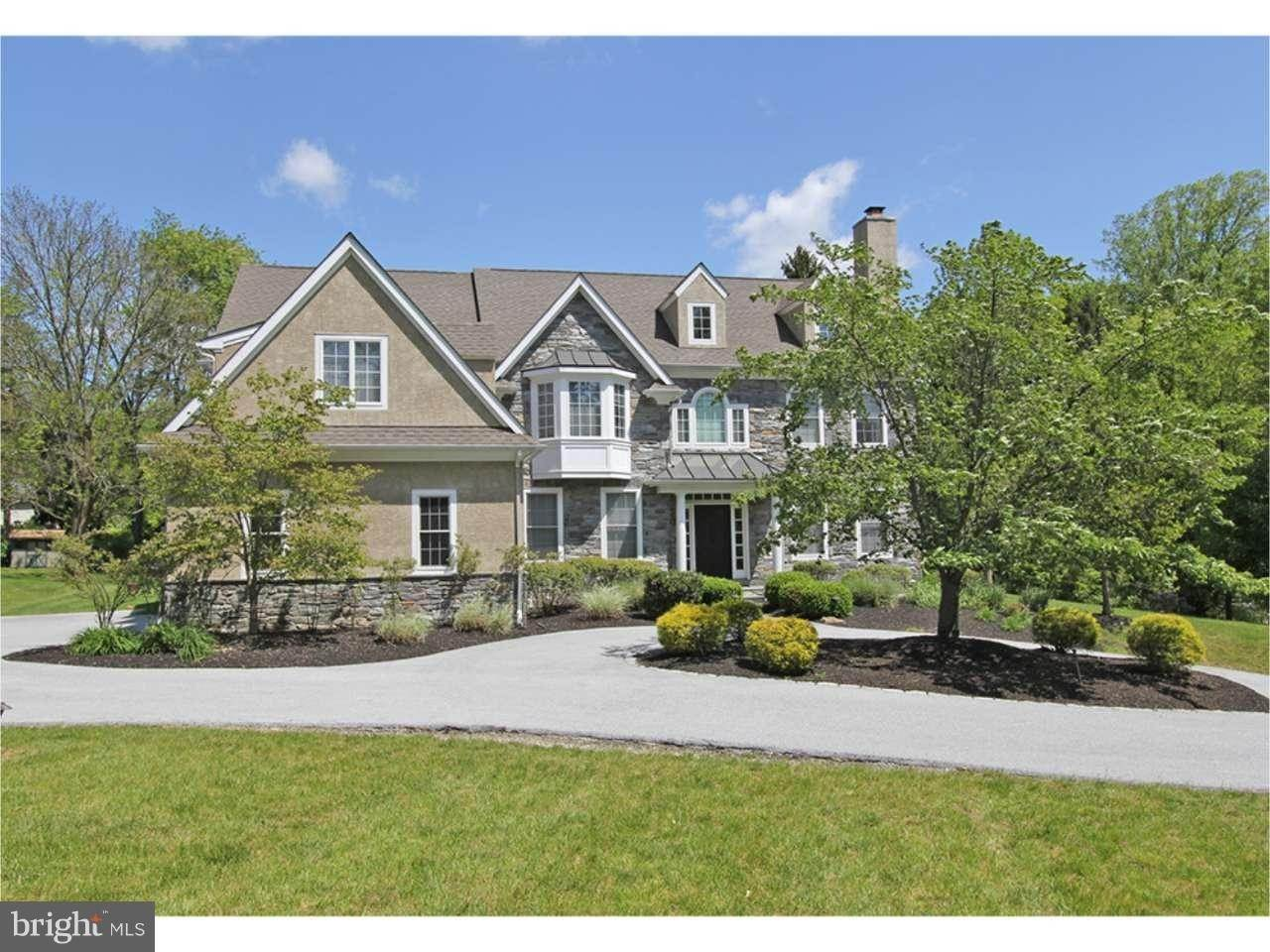 Detached House for Sale at 3415 GOSHEN Road Newtown Square, Pennsylvania 19073 United States