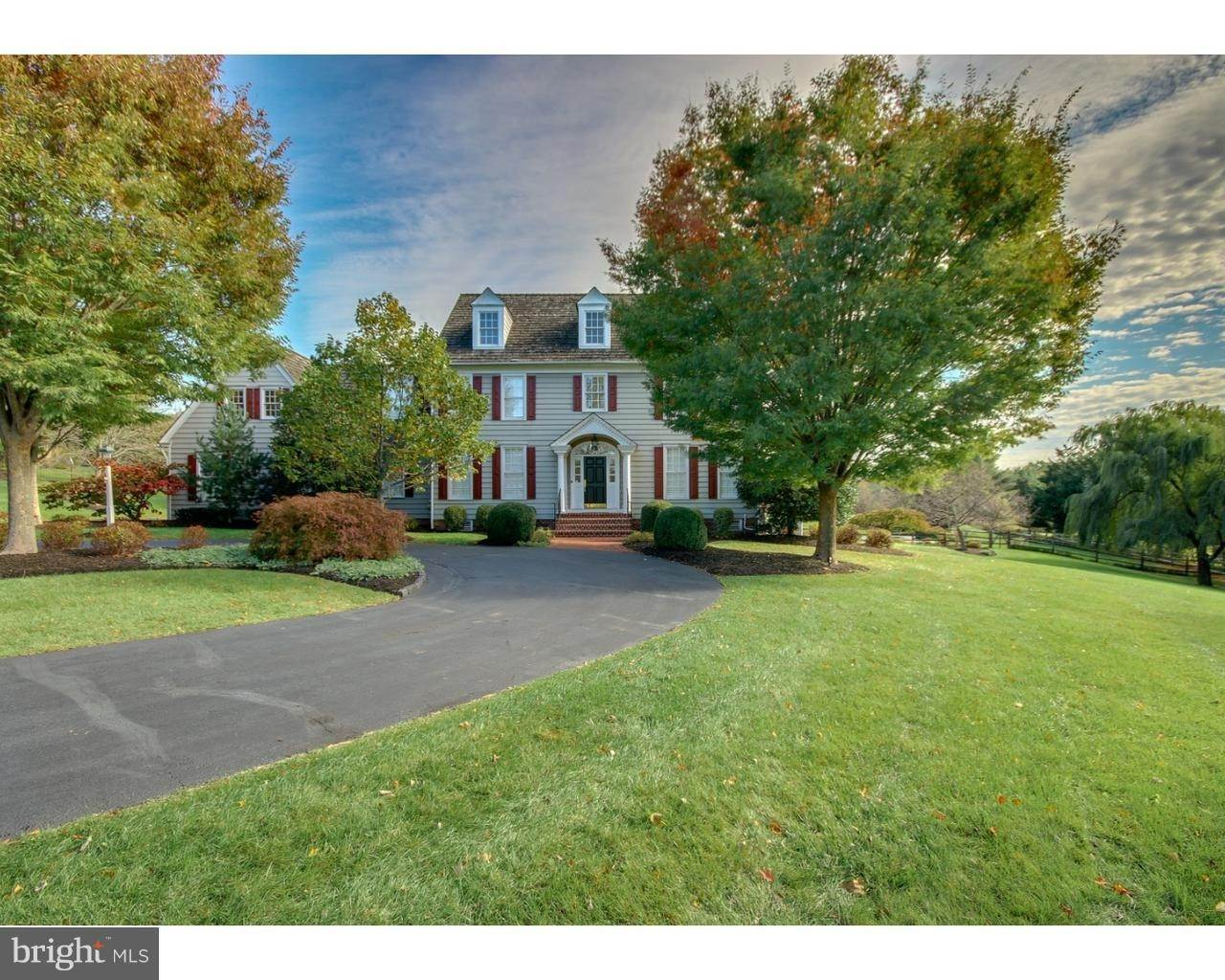Detached House for Sale at 1092 CREAMERY Road Newtown, Pennsylvania 18940 United States