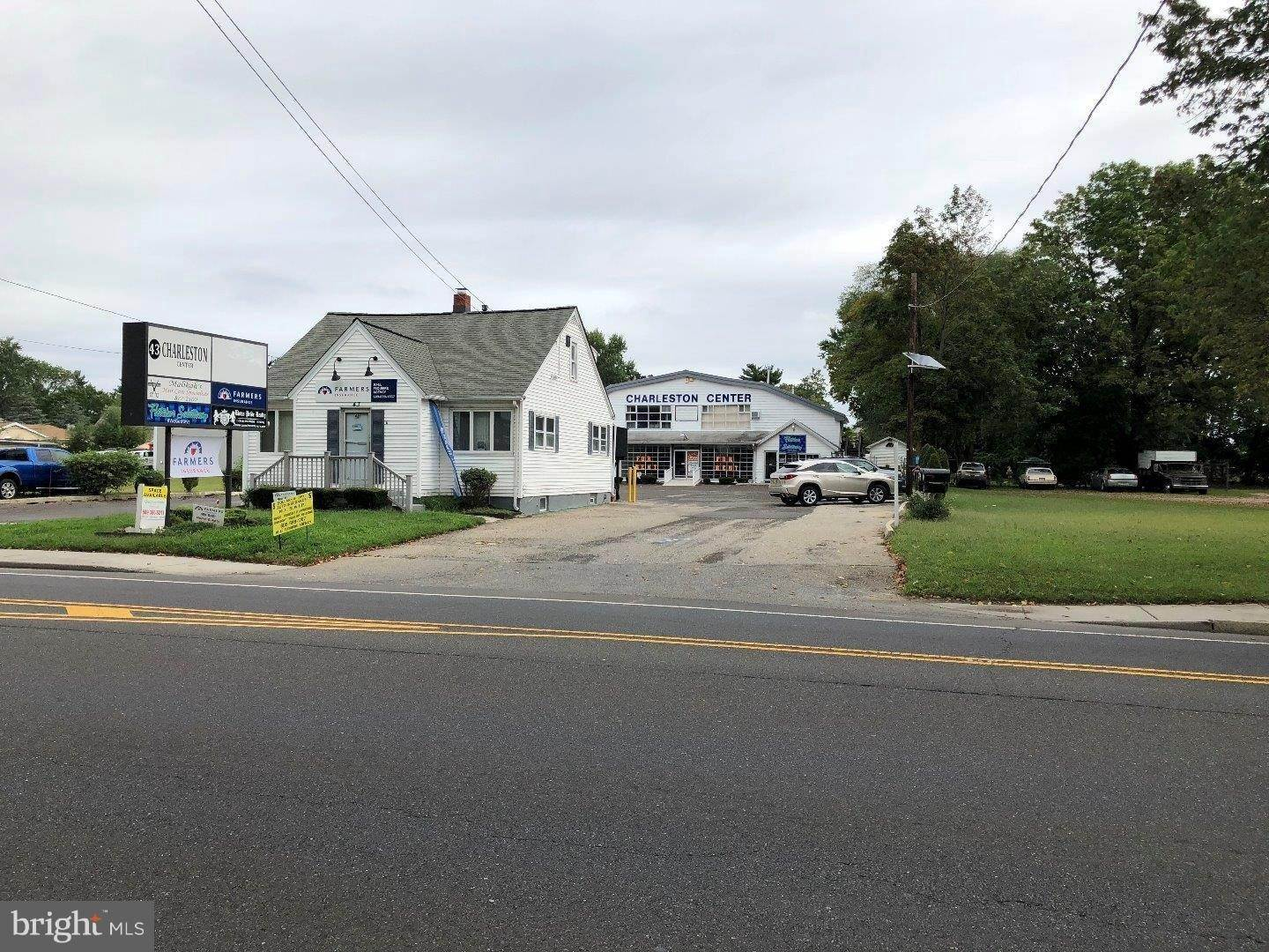 Commercial for Sale at 43 CHARLESTON Road Willingboro Township, New Jersey 08046 United States