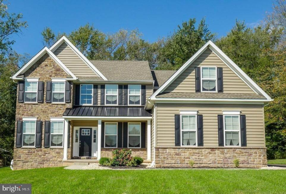 Detached House for Sale at 3717 DOGWOOD Lane Riegelsville, Pennsylvania 18077 United States