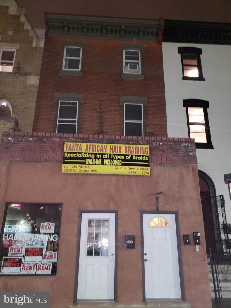 Retail for Sale at 2828 W GIRARD Avenue Philadelphia, Pennsylvania 19130 United States