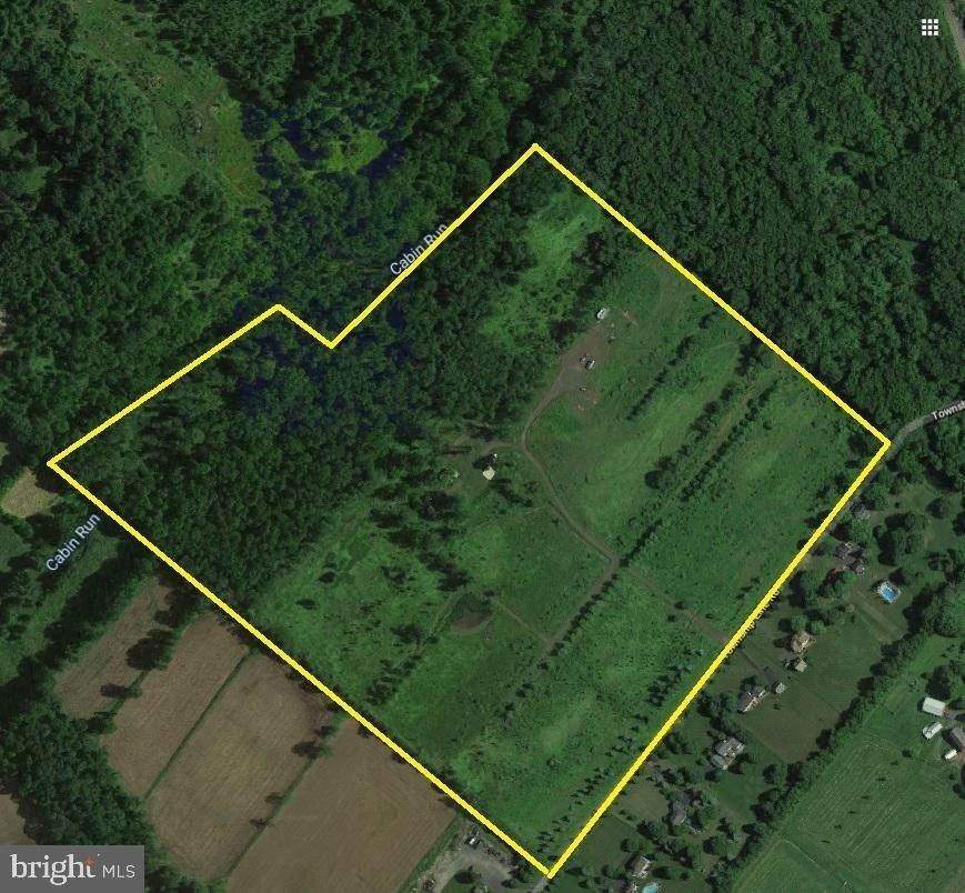 Land for Sale at 5837 TOWNSHIP LINE Road Pipersville, Pennsylvania 18947 United States