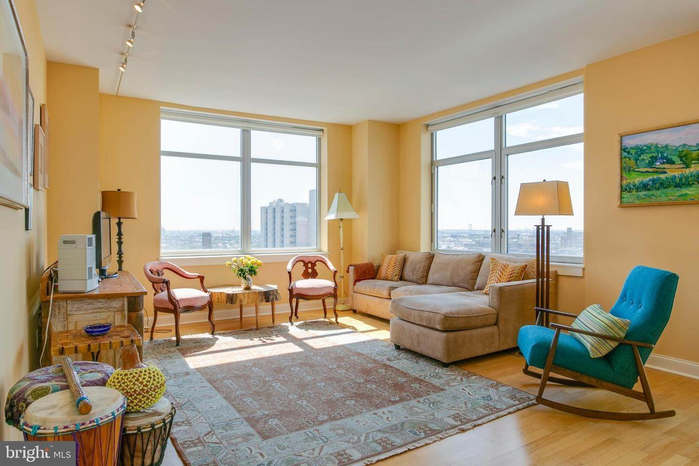 Condominiums for Sale at 440 S BROAD ST #1208 Philadelphia, Pennsylvania 19146 United States