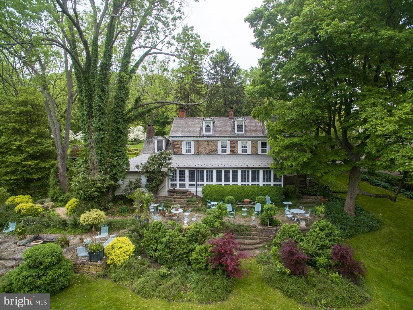 Detached House for Sale at 60 THOMPSON MILL Road Newtown, Pennsylvania 18940 United States