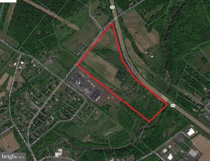 Land for Sale at 215 CATHILL Road Sellersville, Pennsylvania 18960 United States