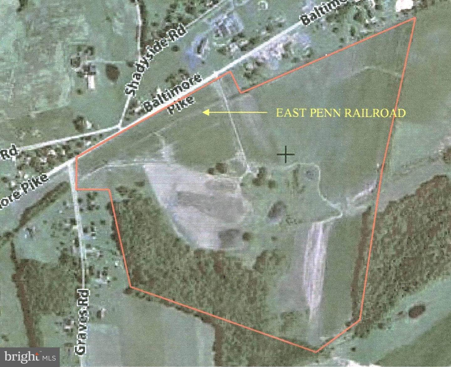 Land for Sale at 2480 BALTIMORE PIKE Oxford, Pennsylvania 19363 United States
