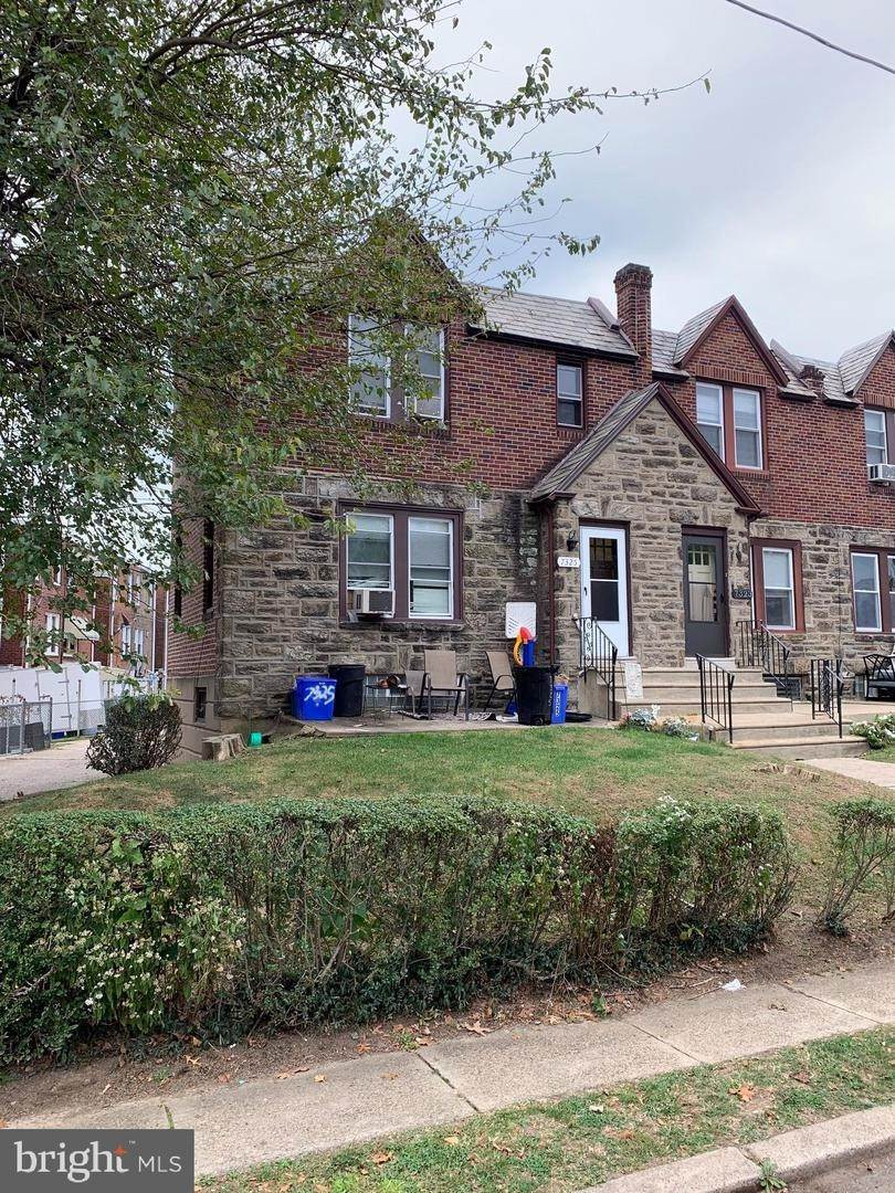 Multi Family at 7325 CRABTREE STREET Philadelphia, Pennsylvania 19136 United States