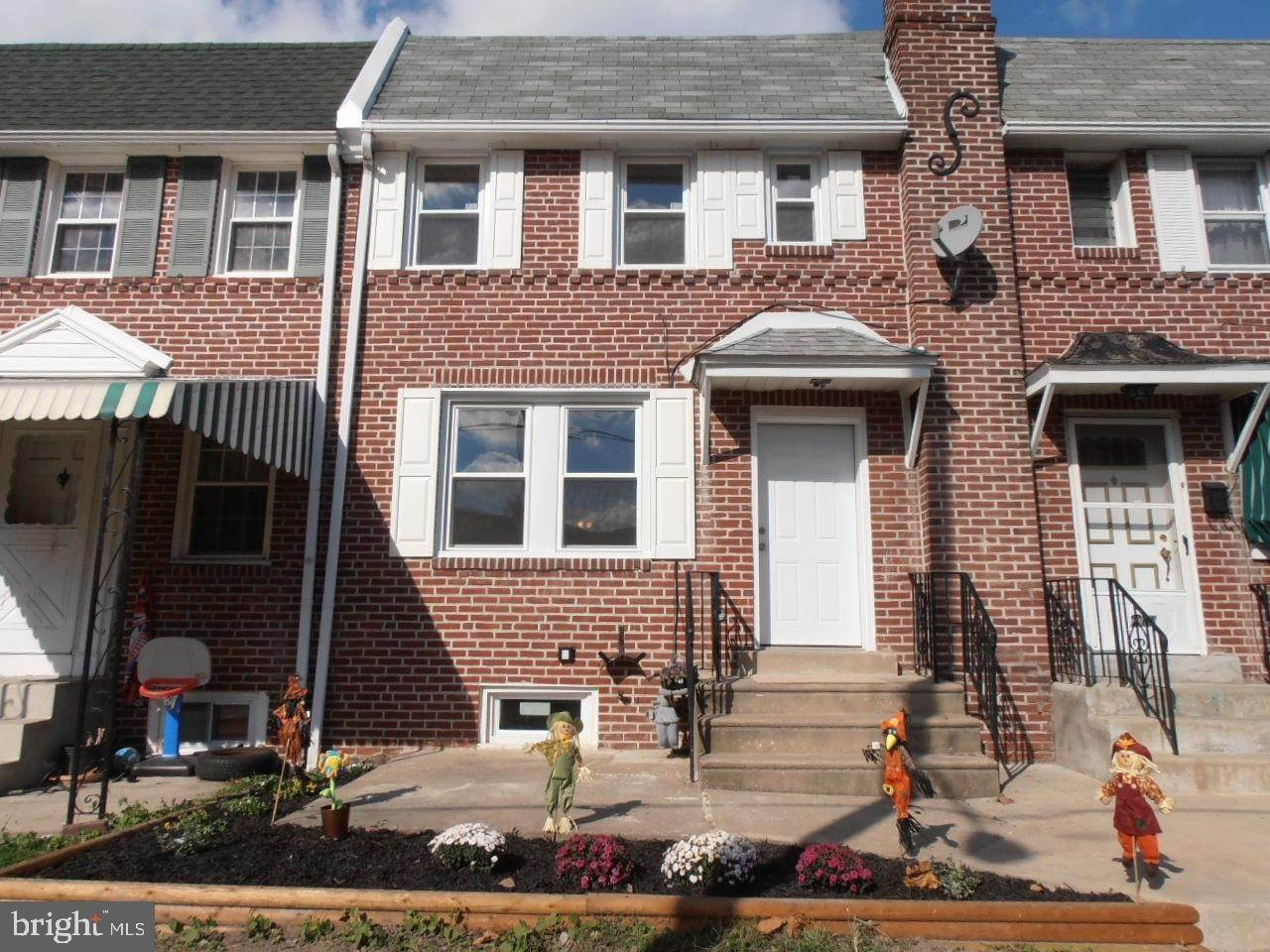 townhouses for Sale at 266 BAYARD Road Upper Darby, Pennsylvania 19082 United States