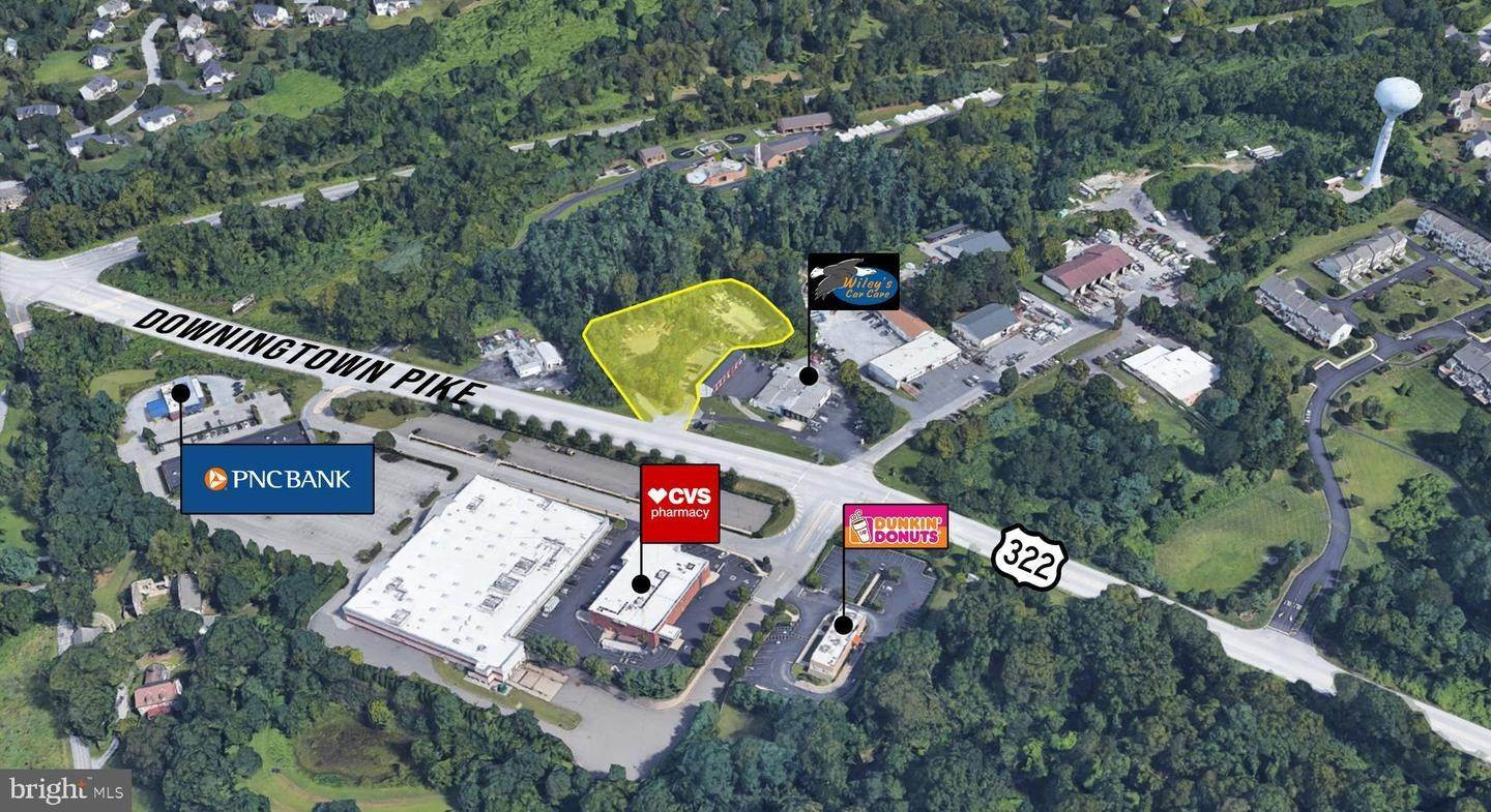 Land / Commercial at 737 DOWNINGTOWN PIKE West Chester, Pennsylvania 19380 United States