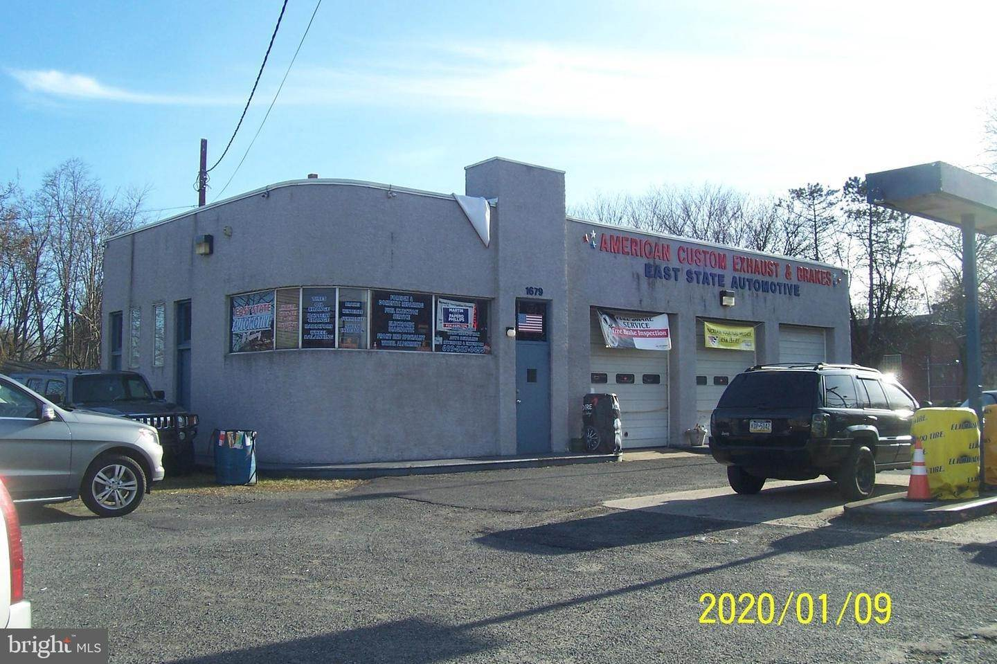 Industrial for Sale at 1679 E STATE Street Trenton, New Jersey 08609 United States