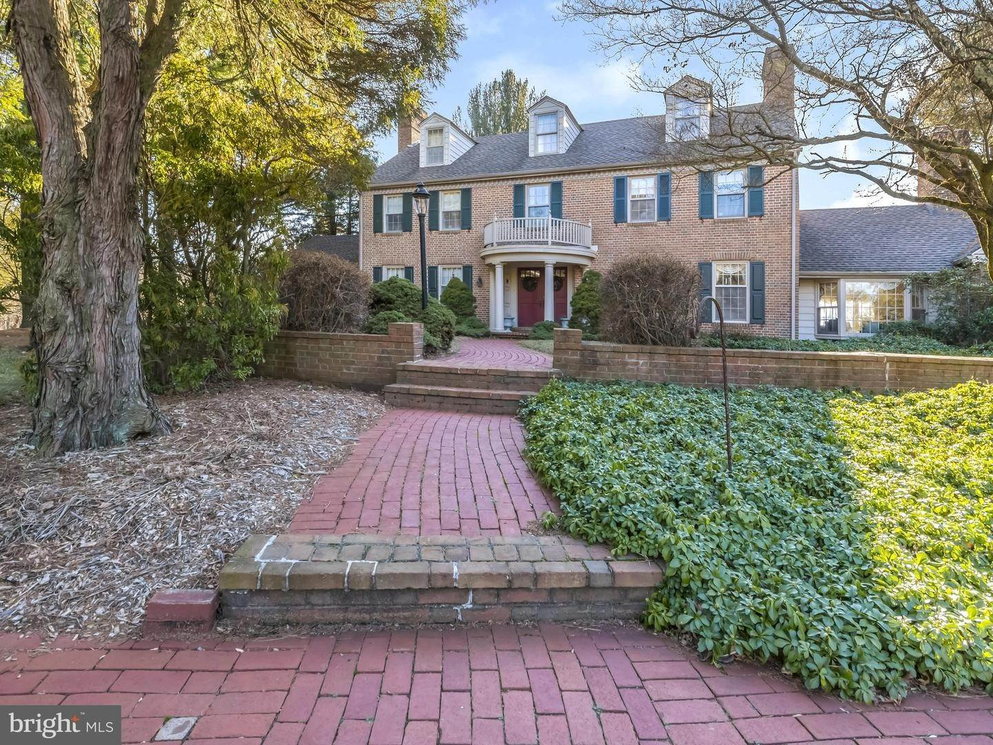Detached House for Sale at 600 BRINTONS BRIDGE Road West Chester, Pennsylvania 19382 United States