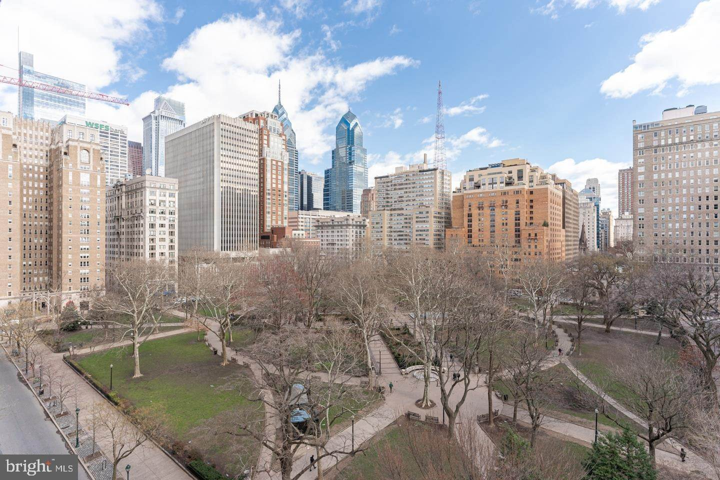 Property for Sale at 224-30 W RITTENHOUSE SQ #1005 Philadelphia, Pennsylvania 19103 United States