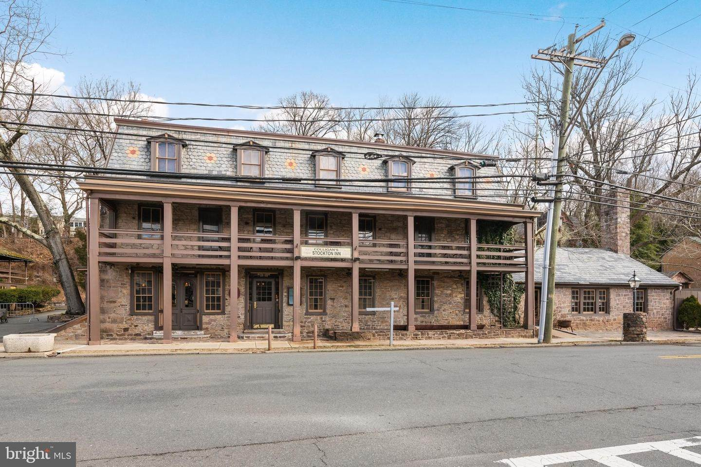 Commercial for Sale at 2 N MAIN Street Stockton, New Jersey 08559 United States
