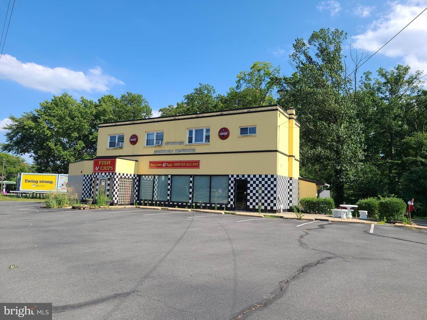 Retail for Sale at 1855 N OLDEN AVE EXT Trenton, New Jersey 08638 United States