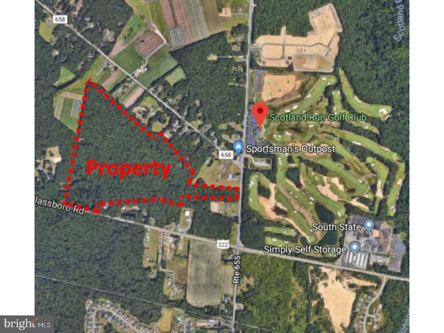 Land for Sale at BL14901 FRIES MILL Road Williamstown, New Jersey 08094 United States