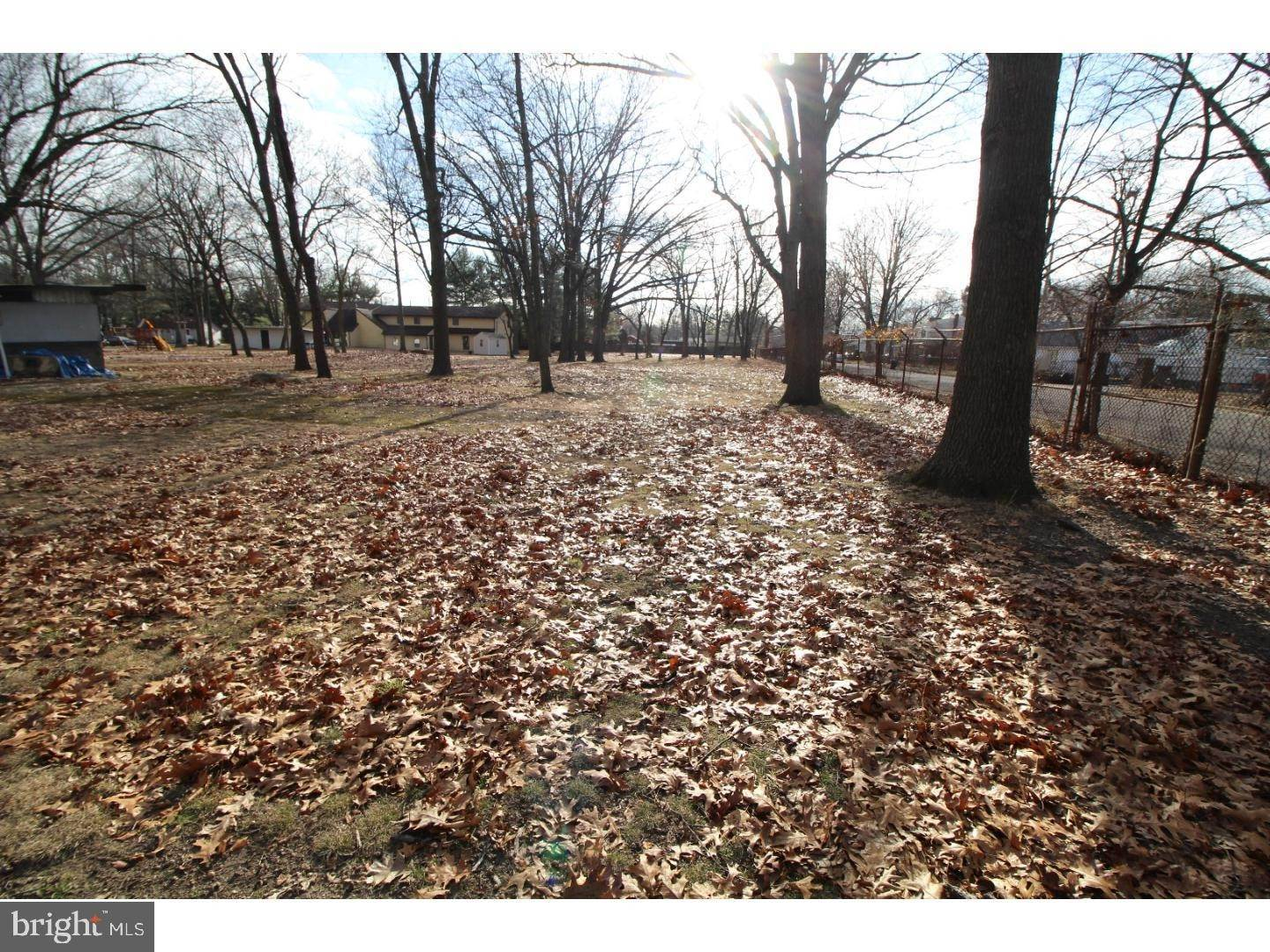 Land for Sale at 381 WARD Avenue Trenton, New Jersey 08619 United States