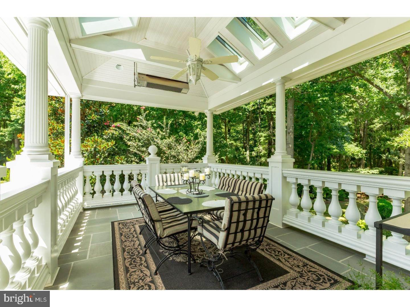 20. Detached House for Sale at 511 NEW ALBANY Road Moorestown, New Jersey 08057 United States