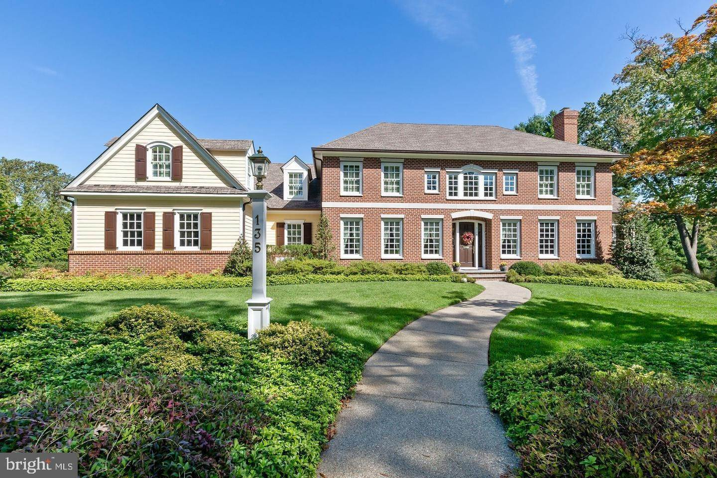 Property for Sale at 135 WINDING WAY Haddonfield, New Jersey 08033 United States
