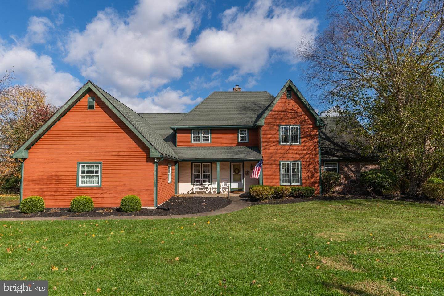 Detached House for Sale at 609 KINTNER Road Kintnersville, Pennsylvania 18930 United States