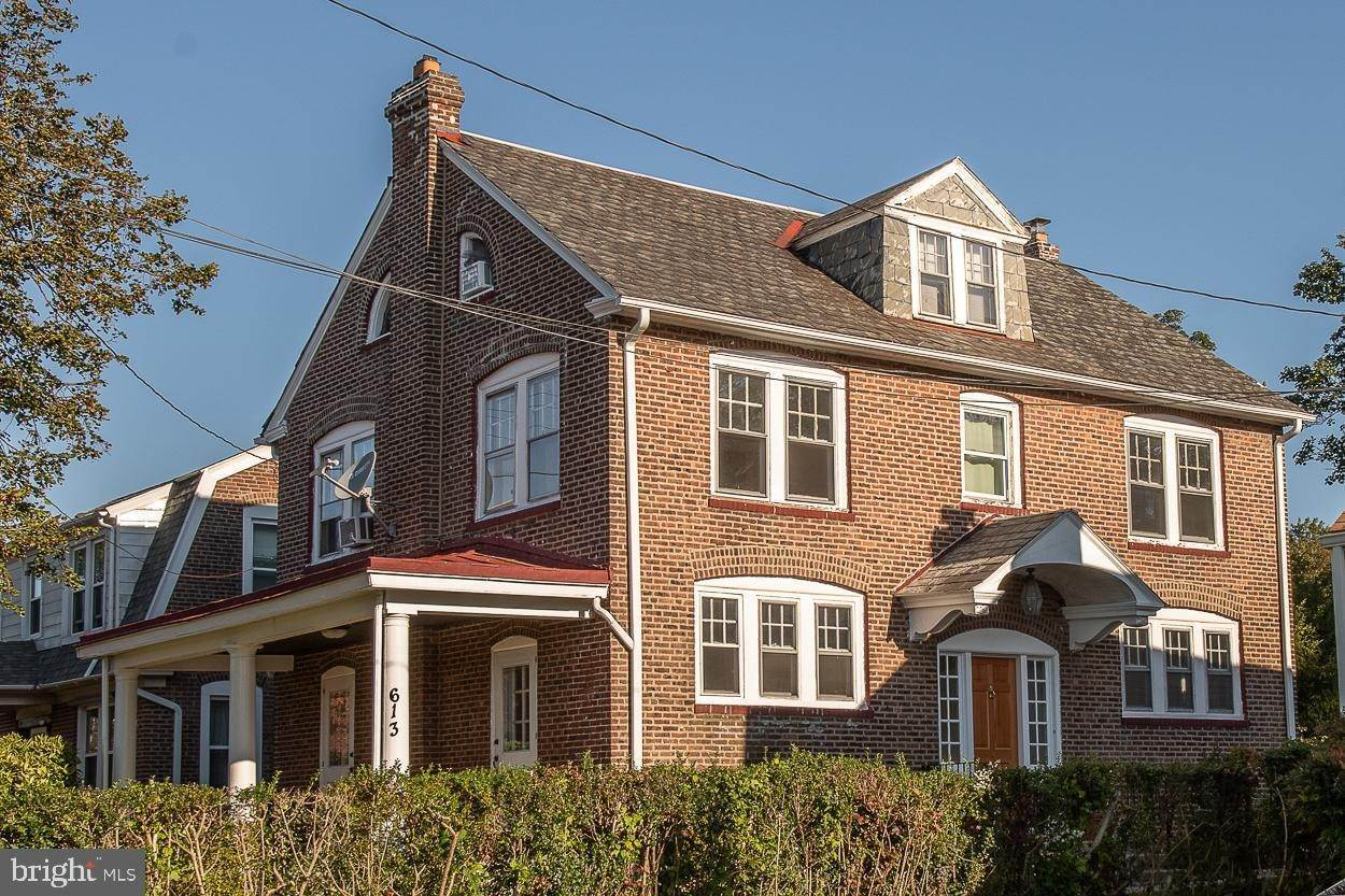 Detached House for Sale at 613 SAN MARINO Avenue Bryn Mawr, Pennsylvania 19010 United States