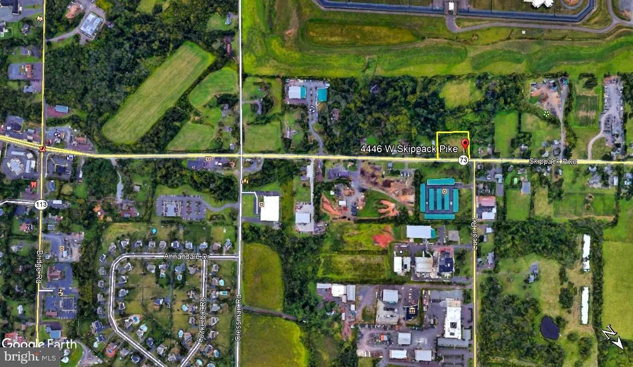 Land / Commercial for Sale at 4446 SKIPPACK PIKE Schwenksville, Pennsylvania 19473 United States