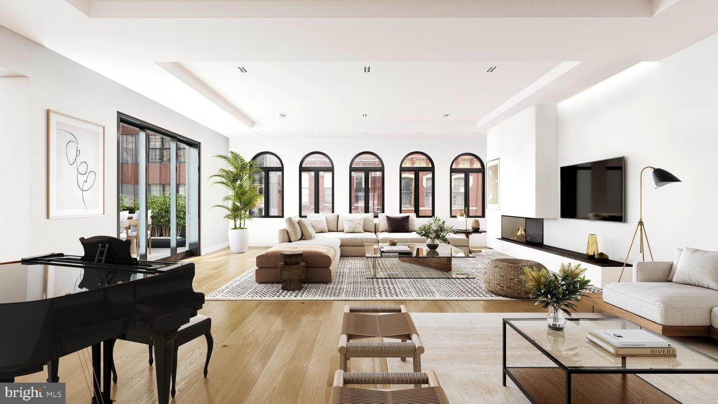 Condominiums for Sale at 115 ARCH ST #4 Philadelphia, Pennsylvania 19106 United States