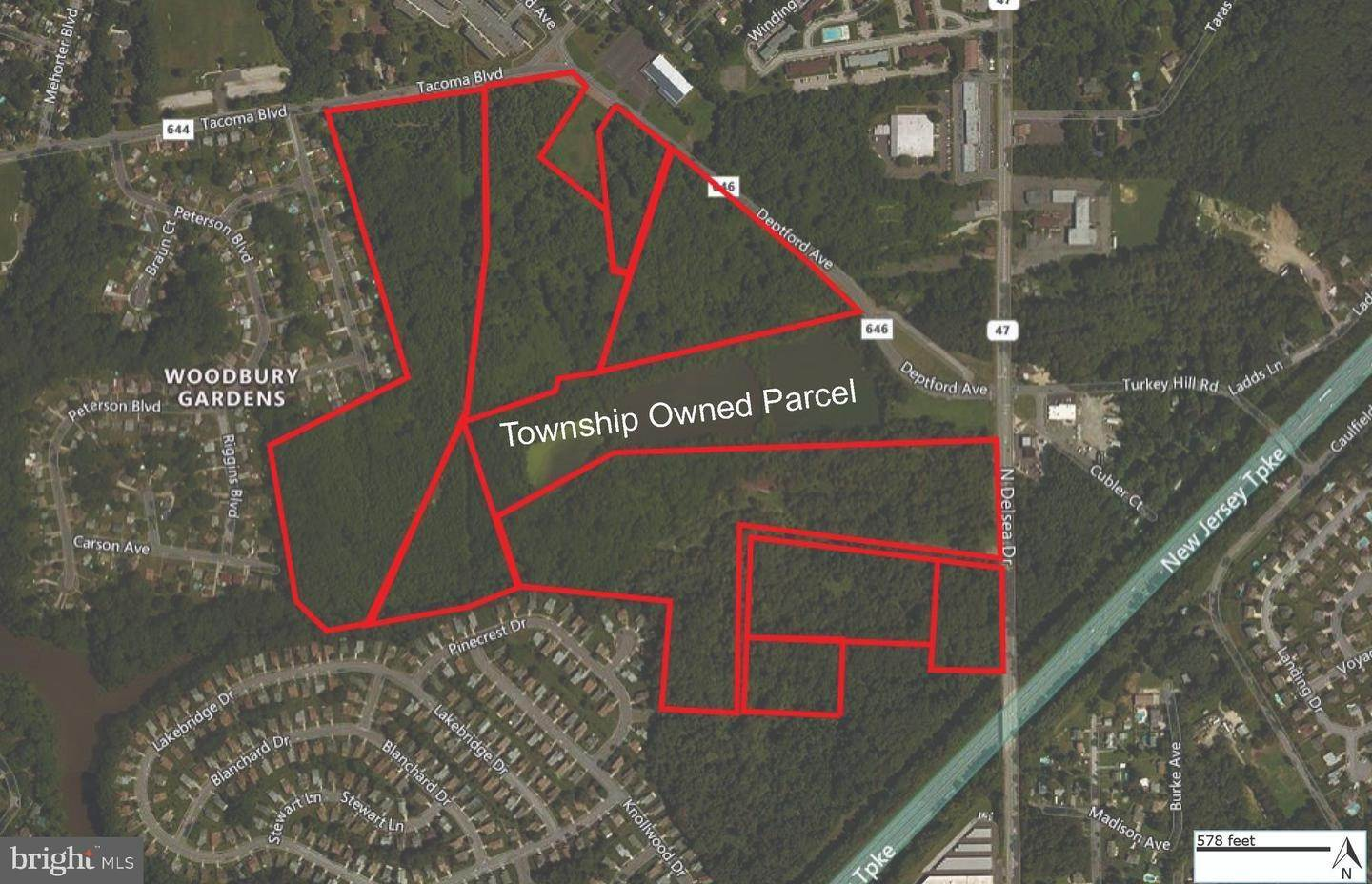 Land / Commercial for Sale at 1270 DELSEA Drive Woodbury, New Jersey 08096 United States