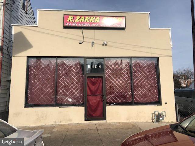 Retail for Sale at 1312 S BROAD Street Trenton, New Jersey 08610 United States