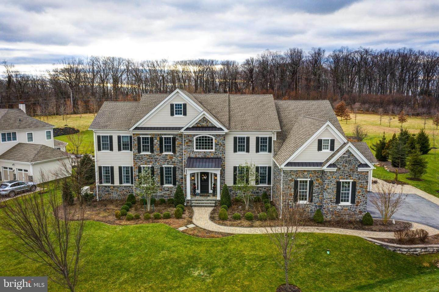Detached House for Sale at 3927 ROCKWOOD FARM Road Newtown Square, Pennsylvania 19073 United States