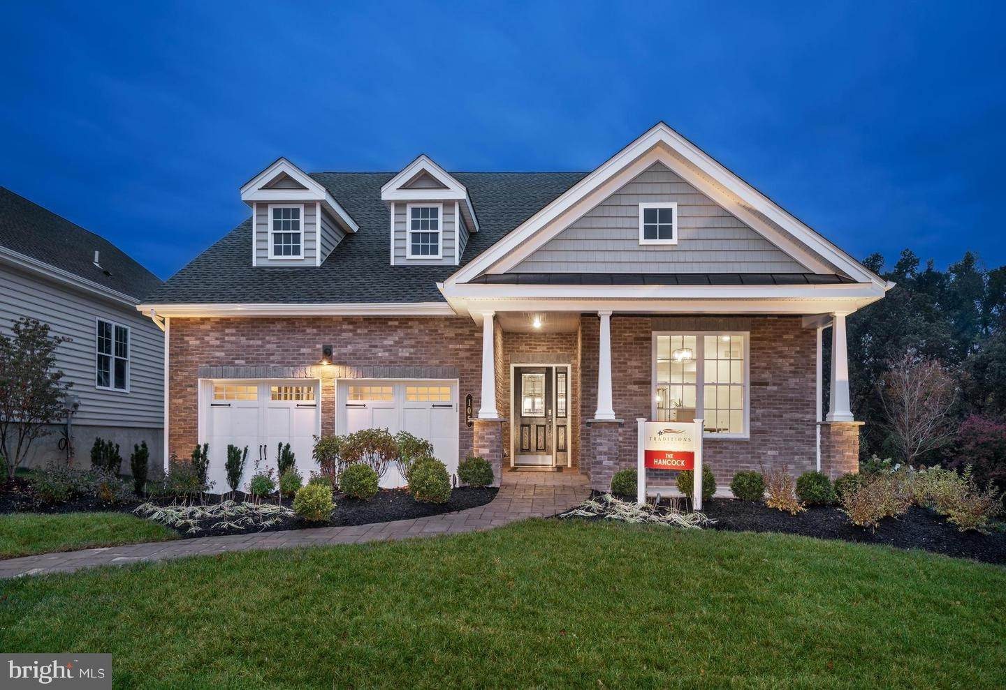 Detached House for Sale at TRADITIONS DR #HANCOCK MODEL Coopersburg, Pennsylvania 18036 United States