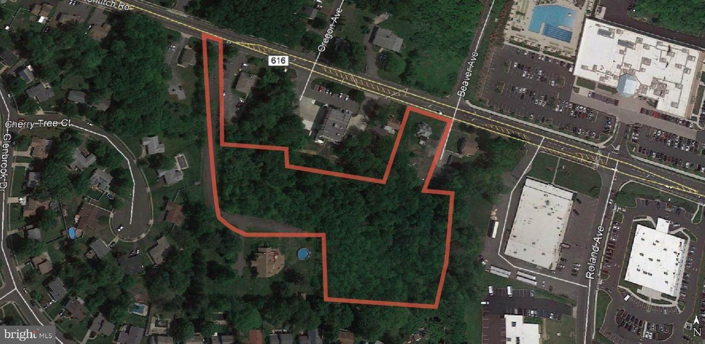 Land for Sale at 3832 CHURCH Road Mount Laurel, New Jersey 08054 United States