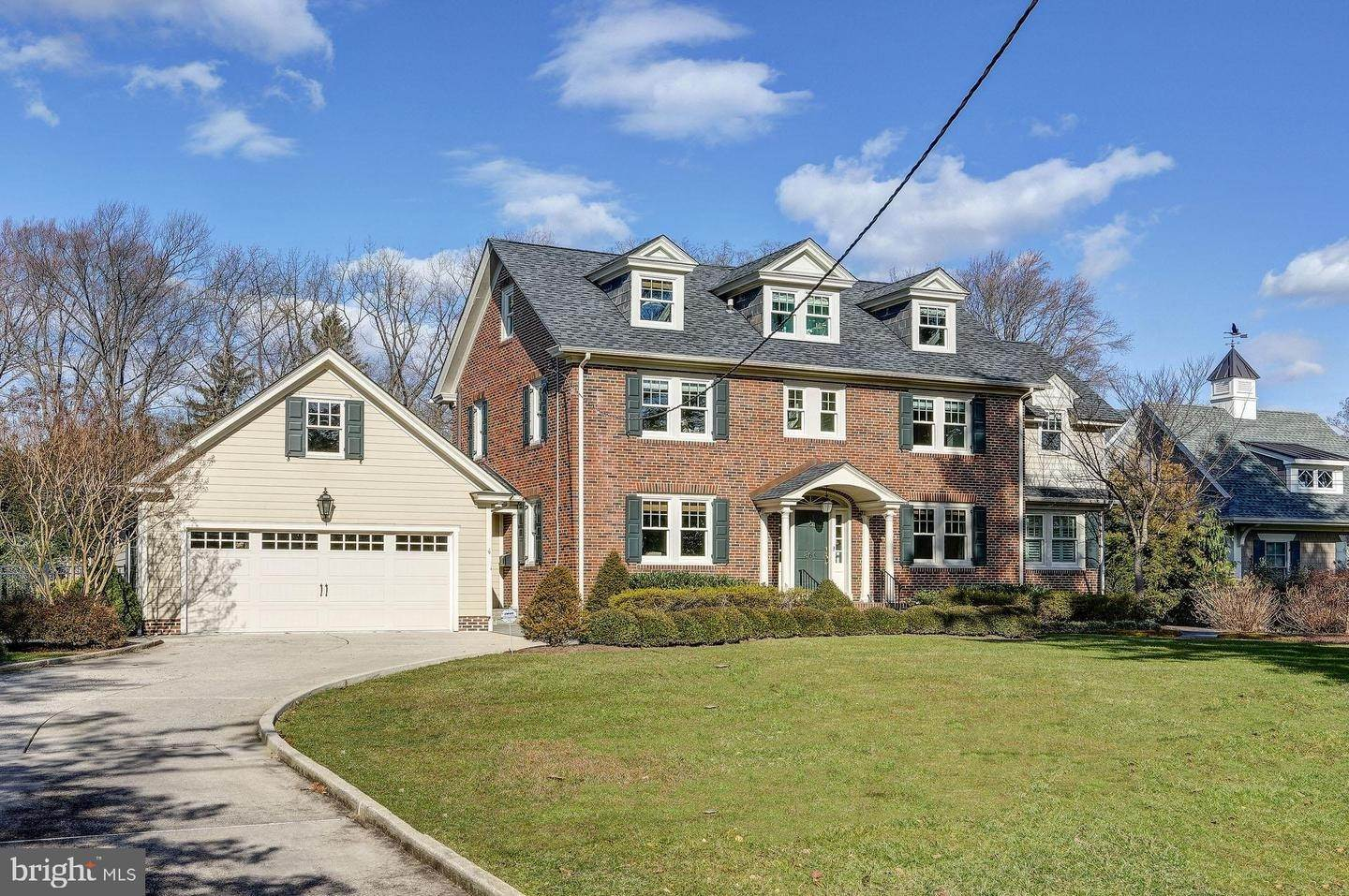 Detached House for Sale at 361 STATION Avenue Haddonfield, New Jersey 08033 United States