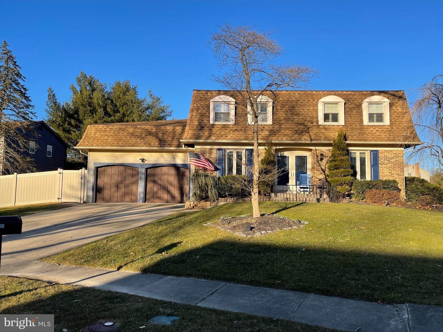 Detached House for Sale at 522 BRIAN Drive Cherry Hill, New Jersey 08003 United States