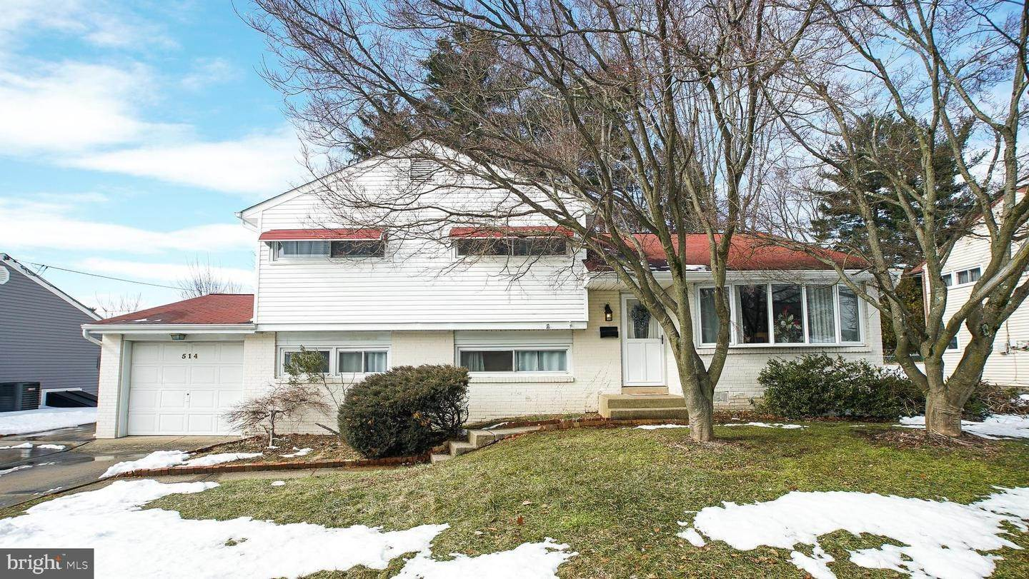 Detached House for Sale at 514 BERWYN Road Morrisville, Pennsylvania 19067 United States