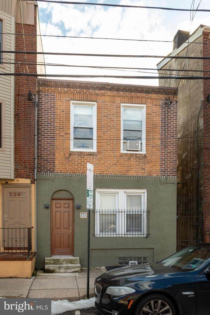 townhouses for Sale at 836 BAINBRIDGE Street Philadelphia, Pennsylvania 19147 United States