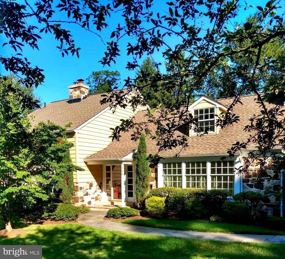 Detached House for Sale at 268 BERWIND Road Radnor, Pennsylvania 19087 United States