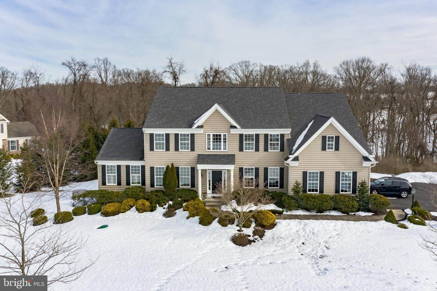 7. Detached House for Sale at 1511 BRAY Lane Washington Crossing, Pennsylvania 18977 United States