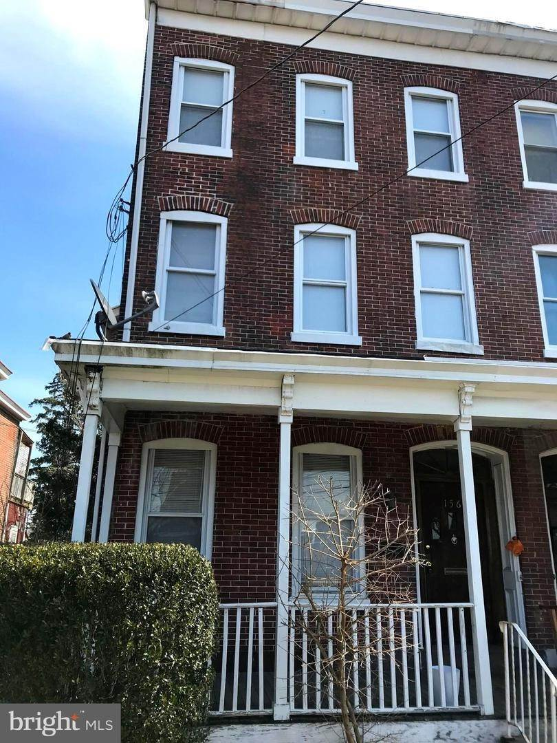Semi-Detached House for Sale at 156 DIVISION Street Trenton, New Jersey 08611 United States