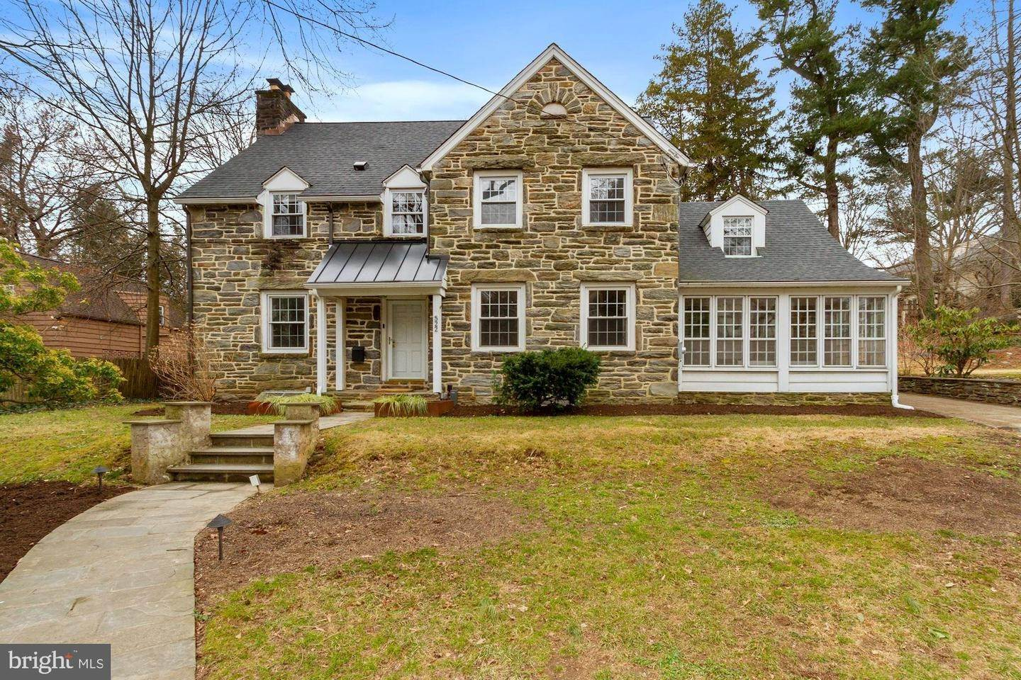 Detached House for Sale at 522 CAMBRIDGE Road Bala Cynwyd, Pennsylvania 19004 United States