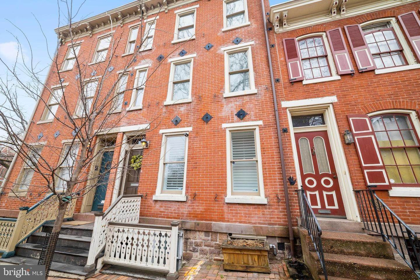 townhouses for Sale at 128 MERCER Street Trenton, New Jersey 08611 United States