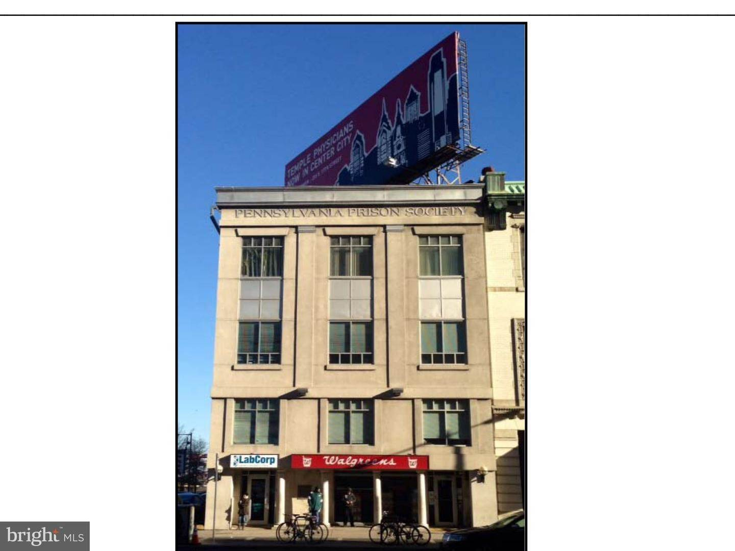 Commercial for Sale at 239-41 N BROAD Street Philadelphia, Pennsylvania 19107 United States