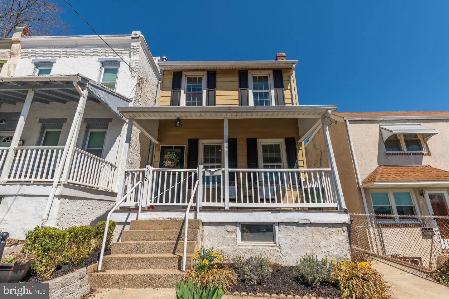 Detached House for Sale at 312 E 9TH Avenue Conshohocken, Pennsylvania 19428 United States