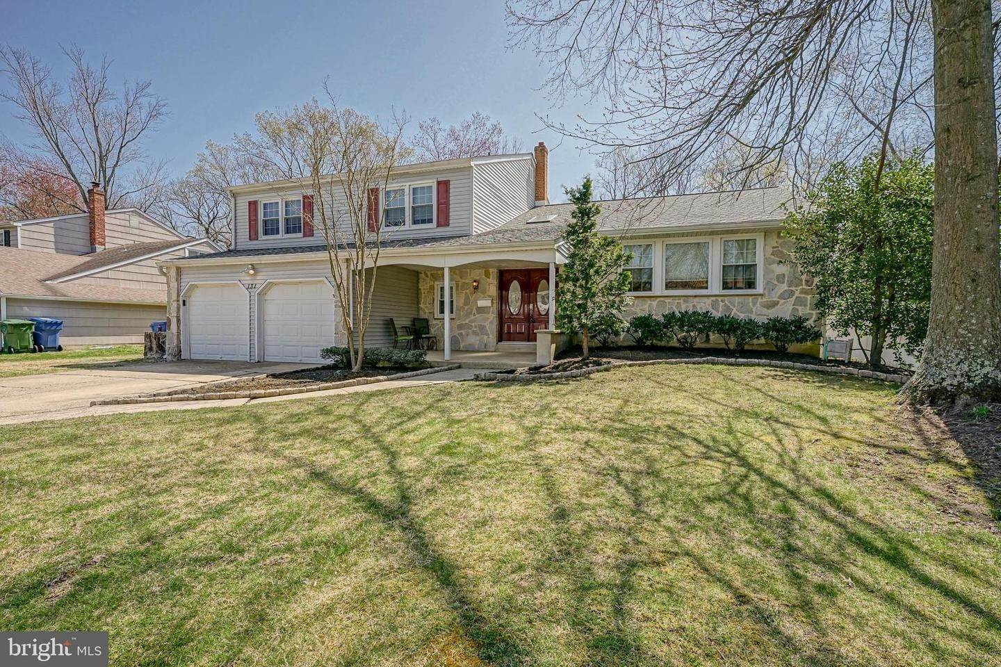 Detached House for Sale at 131 HENFIELD Avenue Cherry Hill, New Jersey 08003 United States