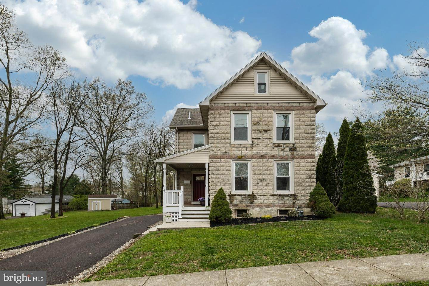 Detached House for Sale at 40 S WALL Street Spring City, Pennsylvania 19475 United States