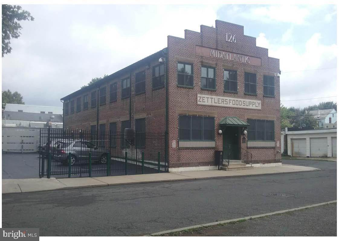 Industrial for Sale at 126 LEXINGTON Street Trenton, New Jersey 08611 United States