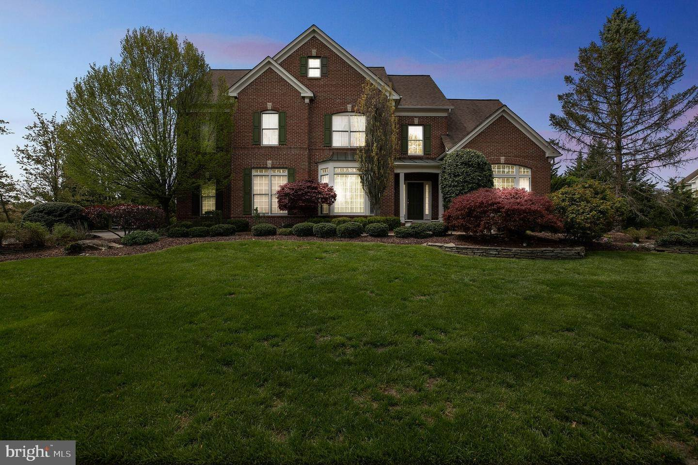 Detached House for Sale at 5 HOWELL Court Princeton Junction, New Jersey 08550 United States
