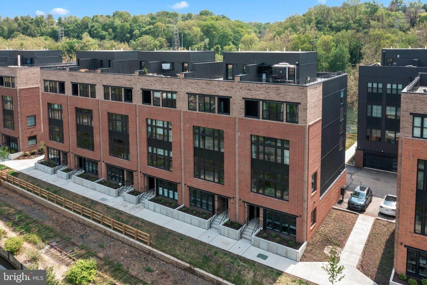 townhouses for Sale at 4543 RIVERSIDE WAY Philadelphia, Pennsylvania 19127 United States