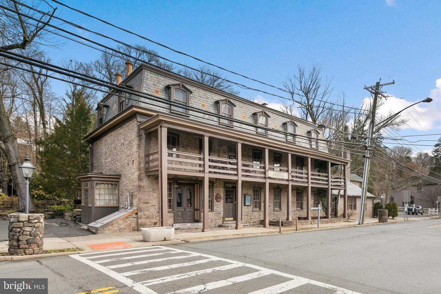 Commercial for Sale at 1 MAIN Street Stockton, New Jersey 08559 United States
