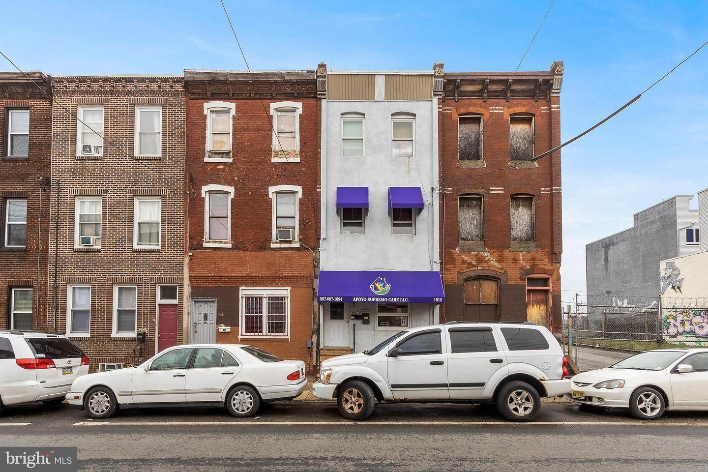 Business Opportunity for Sale at 1912 N 2ND Street Philadelphia, Pennsylvania 19122 United States